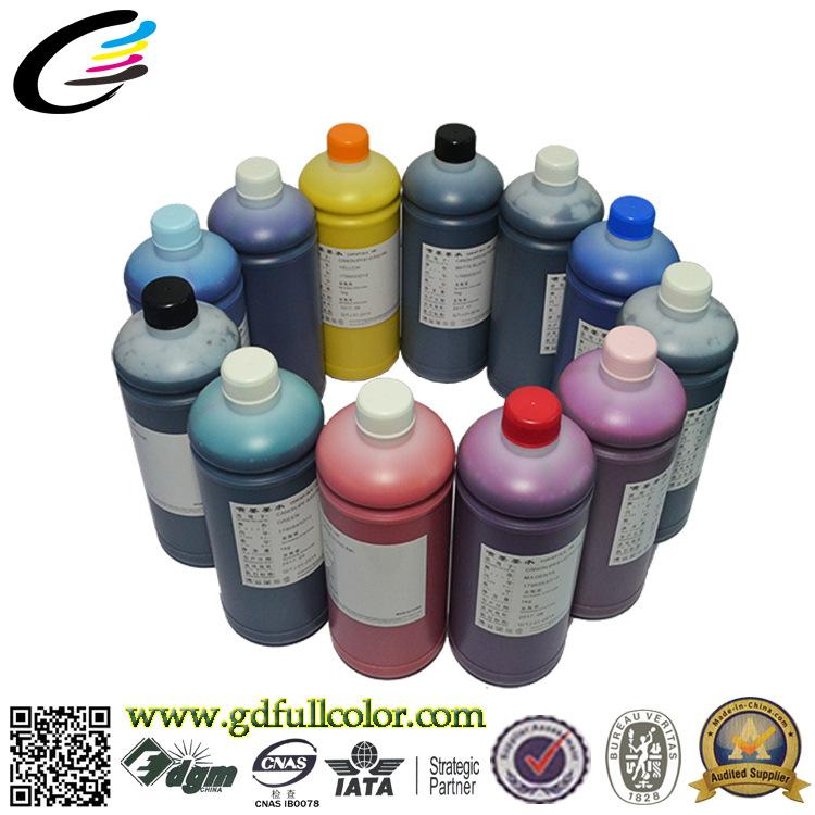 ФОТО Rich Color Printer Refill Pigment ink for Canon iPF8000 iPF9000 Inkjet Ink