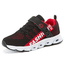Boys Shoes Kids Breathable Children Brand Sneakers Sport Fashion Casual Girl TC-B07