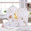 100% Cotton baby underwear underwear five sets of newborns 0-3 months cute cartoon underwear baby suit