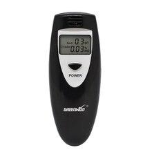 Алкотестер анализатор дыхания с ручным ремешком Алкотестер Цифровой алкотестер, Алкотестер дыхательный тест тестер