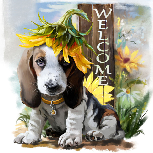Welcome Puppy / Dog