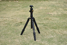 Wholesale prices SUPON C-810Y Multi-function Tripod / Monopod with Ballhead Carbon Fiber Double Center 8 Section Foldable axis +Ballhead