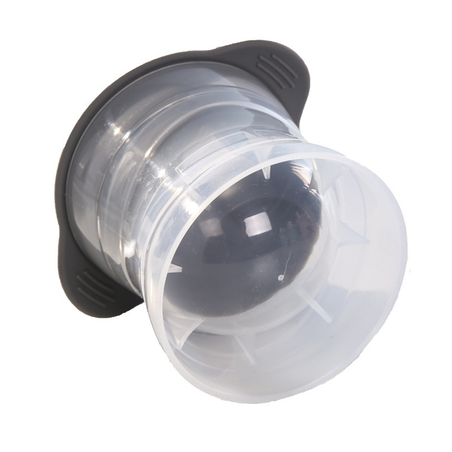 Sphere ice molder set 3