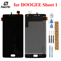 DOOGEE Shoot 1 LCD Display Touch Panel Digitizer Assembly LCD Screen Replacement For DOOGEE Shoot 1