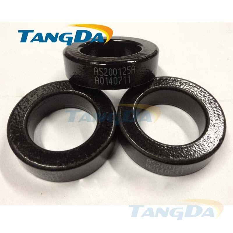 Tangda sendust FeSiAl toroidal cores inductor OD*ID*HT 51*31*14 mm AL: 152nH/N2 Ue: 125 AS200125A CS508125 77715-A7