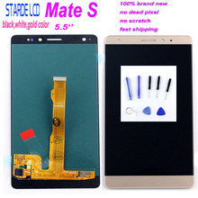 Starde 5.5''For Huawei Mate S MateS LCD Display Touch Screen Digitizer Assembly CRR-UL00 CRR-UL20 CRR-TL00 CRR-CL00 CRR-L09 стоимость