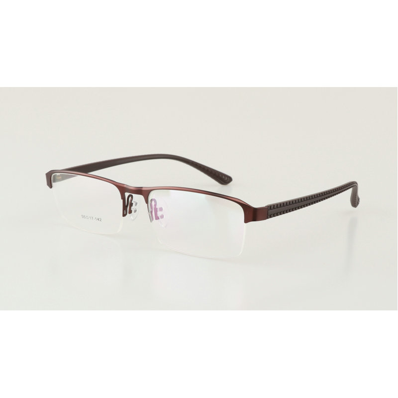 Image 5 - KJDCHD/New Quality Photochromic Myopia Presbyopia Men's Glasses Fashion Square half Rim Classic Reading Glasses for Men-in Men's Reading Glasses from Apparel Accessories