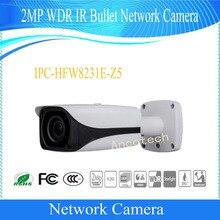 Free Shipping DAHUA Security Outdoor CCTV Camera 2MP WDR IR Bullet Network Camera without Logo IPC-HFW8231E-Z5