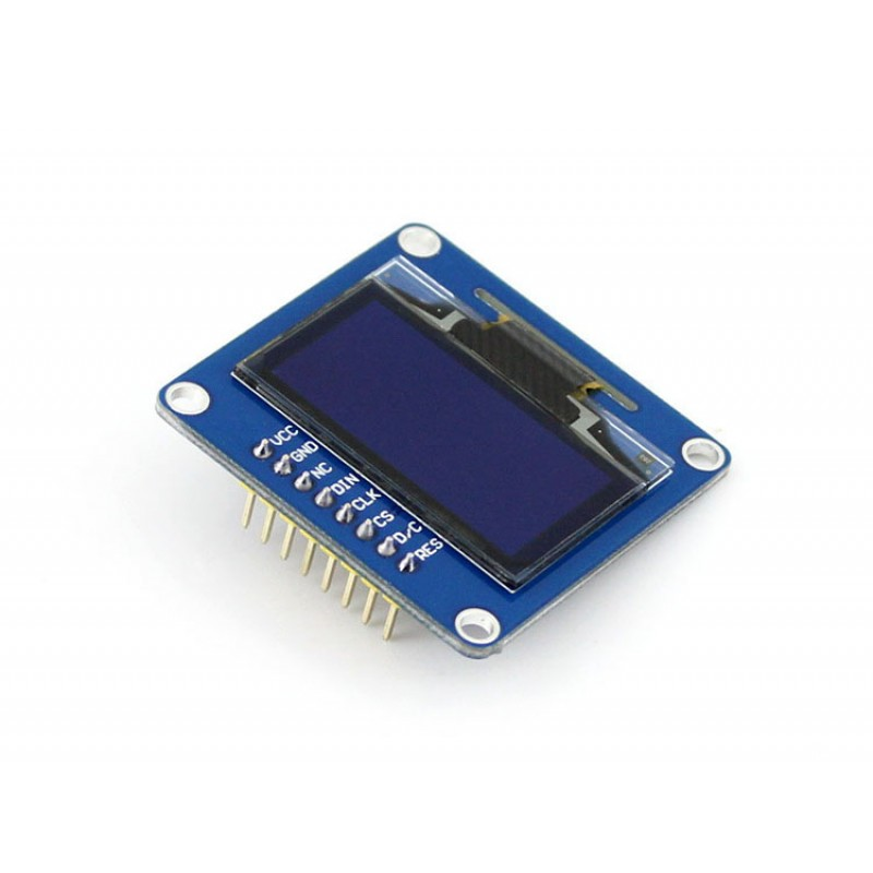 Modules 1.3inch OLED SPI/I2C interfaces straight/vertical pinheader SH1106 Driver Chip LED 1 3 inch 128x64 oled display module blue 7 pins spi interface diy oled screen diplay compatible for arduino