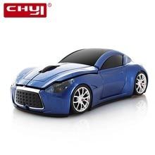 CHYI беспроводная мышь эргономичная 2,4 ГГц 1600 dpi Infiniti Q80 Q90 GT спортивный автомобиль Grand Touring Car мышь для ПК ноутбук настольная игра
