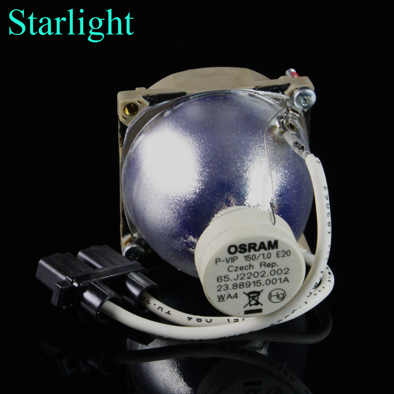 original P-VIP 150/1.0 E20 / 65.J2202.002 23.88915.001A projector lamp for Osram new bare bulb lamp for osram p vip 230 0 8 e20 8 p vip 240 0 8 e20 8 p vip 200 0 8 e20 8 for benq projectors