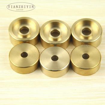 100 Pcs Trumpet Top Caps Chrome New Brass Parts