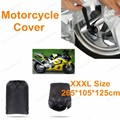 Hot Sell motorbike cover XXXL size Motorcycle Bike Moped Scooter Cover Waterproof Rain UV Dust Prevention Dustproof Covering