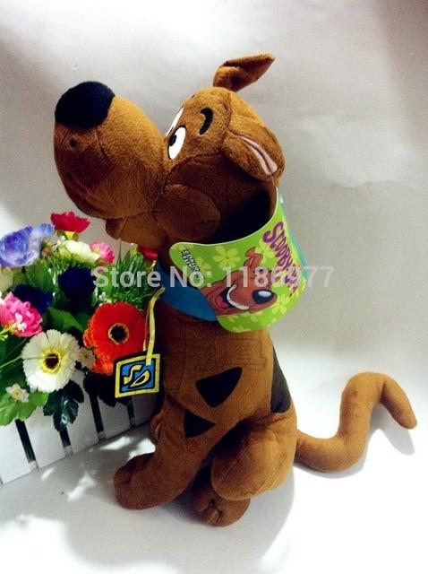 46de2f96862 35cm Cartoon Network Scooby Doo Plush Scooby Doo Stuffed Animal Dog Toy 1pc  Free Shipping