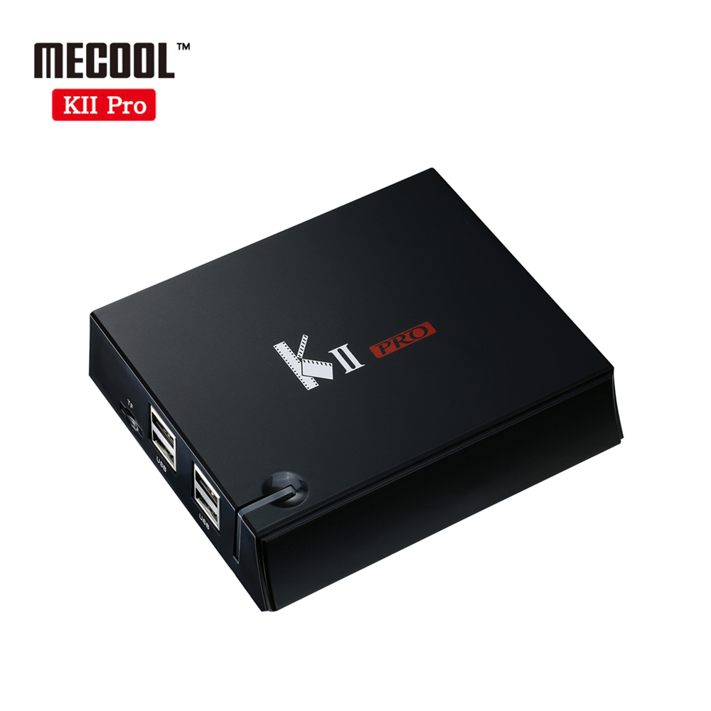 Mecool K2 KII PRO IPTV Android 5.1.1 OS DVB-T2/S2 Support Cccam satellite and IPTV receiver 2GB/16GB S905D Media Player android box iptv stalker middleware ipremuim i9pro stc digital connector support dvb s2 dvb t2 cable isdb t iptv android tv box