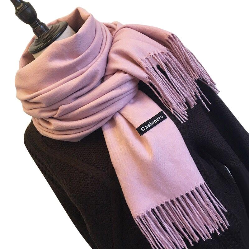 2017 Bufanda de la Marca de Lujo de Las Mujeres Bufanda de Invierno - Accesorios para la ropa - foto 1