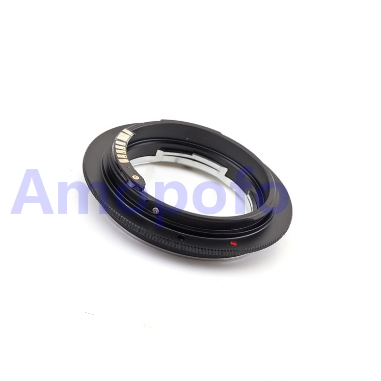 Amopofo LM EF Electronic ring font b Adapter b font for Leica M Mount font b