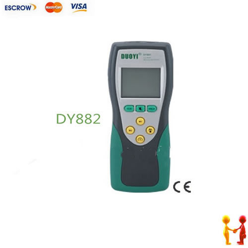 DY882 O2 concentration tester, Oxygen analyzer, gas meter spd201 digital oxygen meter o2 meter gas analyzer gas detector alarm o2 monitor gas tester oxygen concentration meter 0 25%