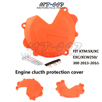Motorcycle Clutch protection cover for KTM SX/XC/EXC/XCW250/300 2013 2016 2014 2015 2016 free shipping