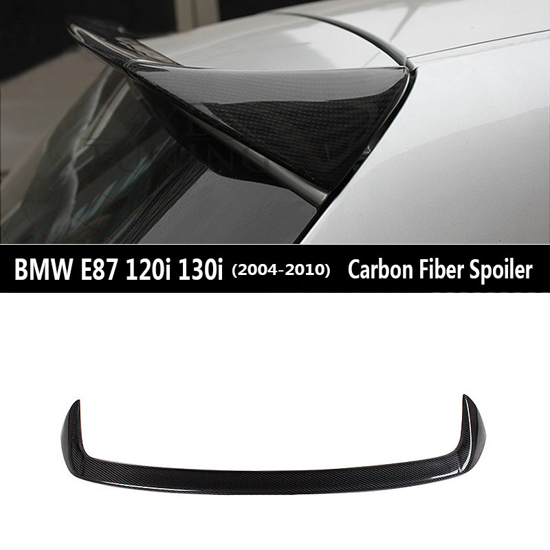 for bmw e87 120i 130i 2004 2010 rear wing spoiler trunk. Black Bedroom Furniture Sets. Home Design Ideas