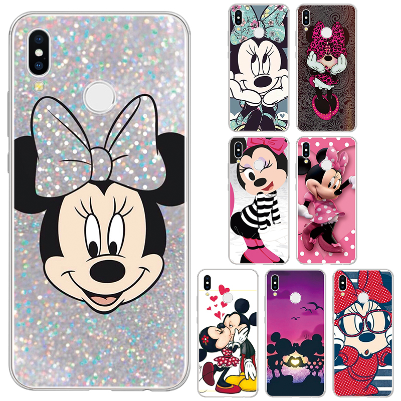 Soft TPU Phone <font><b>Case</b></font> For <font><b>Huawei</b></font> Y9 <font><b>Y7</b></font> Y6 Pro <font><b>2019</b></font> Y5 II Prime 2018 Y3 2017 Nova 4 3 3i 2 Plus Lite 2i G8 G7 Nexus 6P Enjoy 9 <font><b>Case</b></font> image