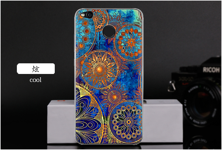 Drop Shipping TPU Soft Phone Case för Xiaomi Redmi 4X 4 X 5-tums - Reservdelar och tillbehör för mobiltelefoner - Foto 6