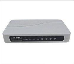 Free Post Shipping!  4 Fxs Ports VoIP ata Gateway HT842T/FXS Gateway/ATA(SIP) gateway