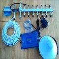 Teléfono móvil amplificador de señal GSM 900 mhz amplificador de señal GSM repetidor GSM con antena yagi 13dbi conjunto completo