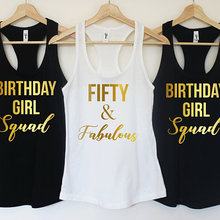 personalized number glitter AF 40th 30th 50th birthday party Tank tops tees  Forty squad Bachelorette t 977422f99924