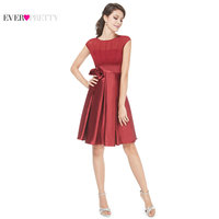 Clearance Sale Ever Pretty Women Sexy Cocktail Dresses A Line Sleeveless Empire Waist Short Party