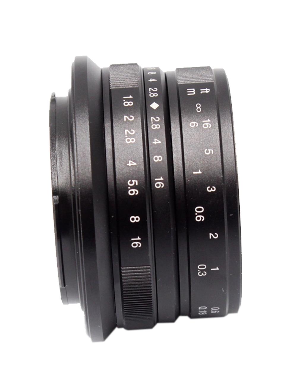 Micro lentile Primul obiectiv Inseesi 25mm f1.8 pentru E Mount / - Camera și fotografia - Fotografie 4