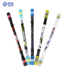 Zhigao a spinning pen for school supplies Ballpoint pen stationary markers pen Rotate to scroll Multi