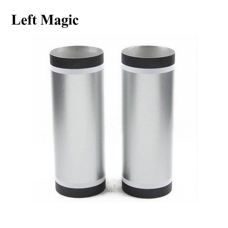 Multiplier les bouteilles 10 bouteilles noir (liquide versé) tour de magie étape accessoires magiques gros plan mentalisme Illusion jouet classique - 2