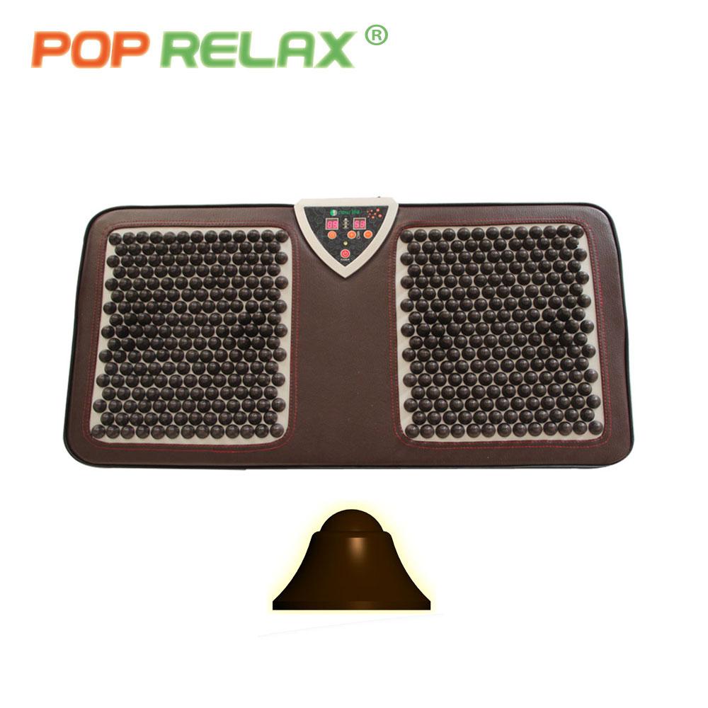 POP RELAX fot akupunktur massage mat andra hjärta jon tourmaline - Sjukvård - Foto 6