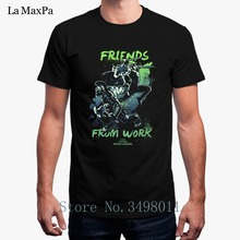 079fd63d Funny Casual Mens T Shirt Hulk And Thor Friends From Work Tshirt Streetwear  Cotton Simple Cool