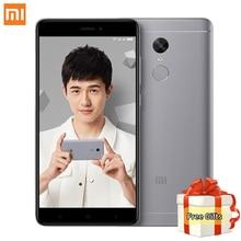Оригинал Xiaomi Redmi Note 4X Мобильный Телефон 3 ГБ RAM 32 ГБ ROM Snapdragon 625 Octa Ядро 5.5 «FHD 13.0MP Камера Отпечатков Пальцев ID MIUI8