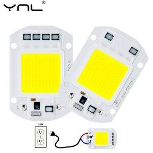 COB Chip LED Lamp AC 220V 10W