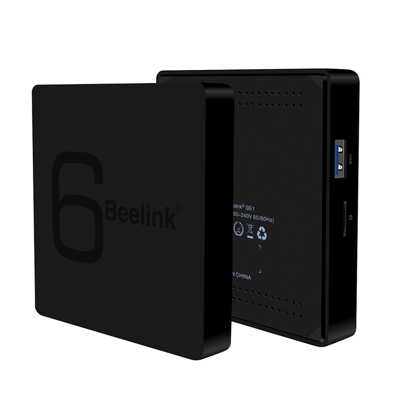 Beelink GS1 TV Box Support 6K HD Andriod 7.1 Software OS TV Set Box with Quad-core 64bit ARM Cortex A53 CPU TV Set Box airborne pollen allergy