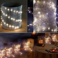 New 2M 20 leds Strip Light Garland LED Christmas Decoration Lights Outdoor&Indoor Home Garden Wedding Party Decoration