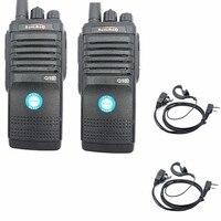 מכשיר הקשר 2pcs Q10 מכשיר הקשר צריכת חשמל גבוהה רדיו דו כיווני UHF Portable Ham FMR Xunlibao CB רדיו 10W Interphone לתכנות (1)