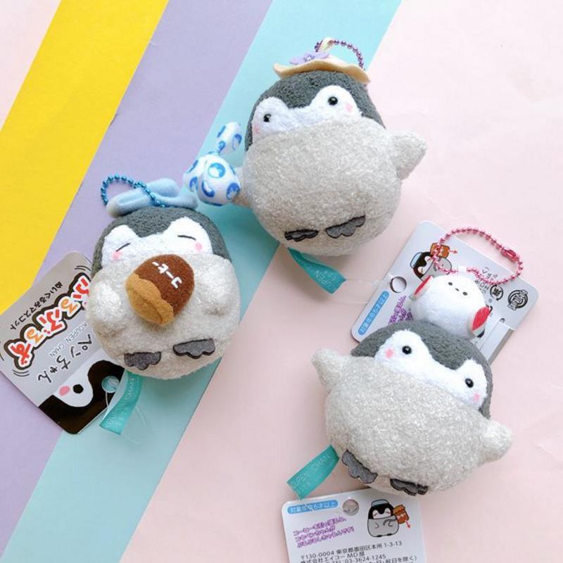 1 Pc New Cute Japanese Cartoon Plush Doll Lovely Animal Penguin Stuffed Plush Toys Pendant For Kids Gift