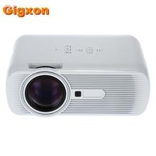Gigxon G80 Best Sell Mini LED font b Projector b font 1000 Lumens 1080P Full HD