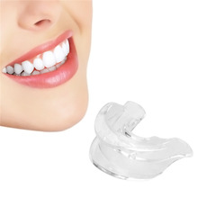 Fashion New Soft Duplex Mouth Tray Teeth Dental Whitening Bleaching for Oral Care Hot Selling Beauty & Health