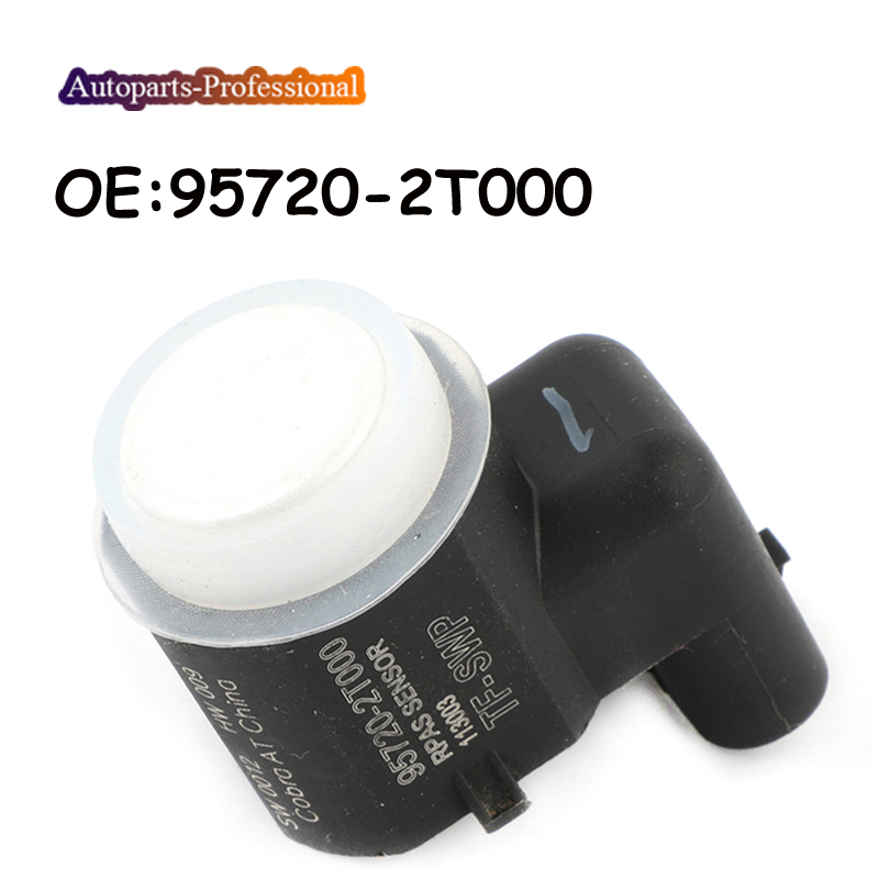 95720-2T000 957202T000 4MS271H7C Fit For <font><b>Huyndai</b></font> Kia Reversing Radar Ultrasonic Parking Assistance Sensor Car PDC Parking Sensor image