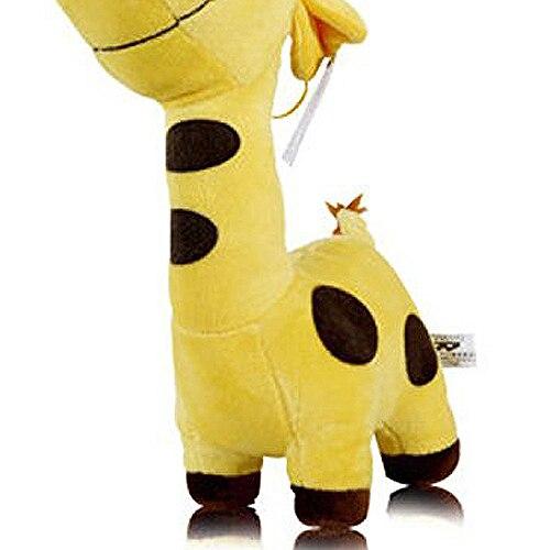 MACH 1 x25cm Cute Plush Giraffe Soft Animal Shaped Finger
