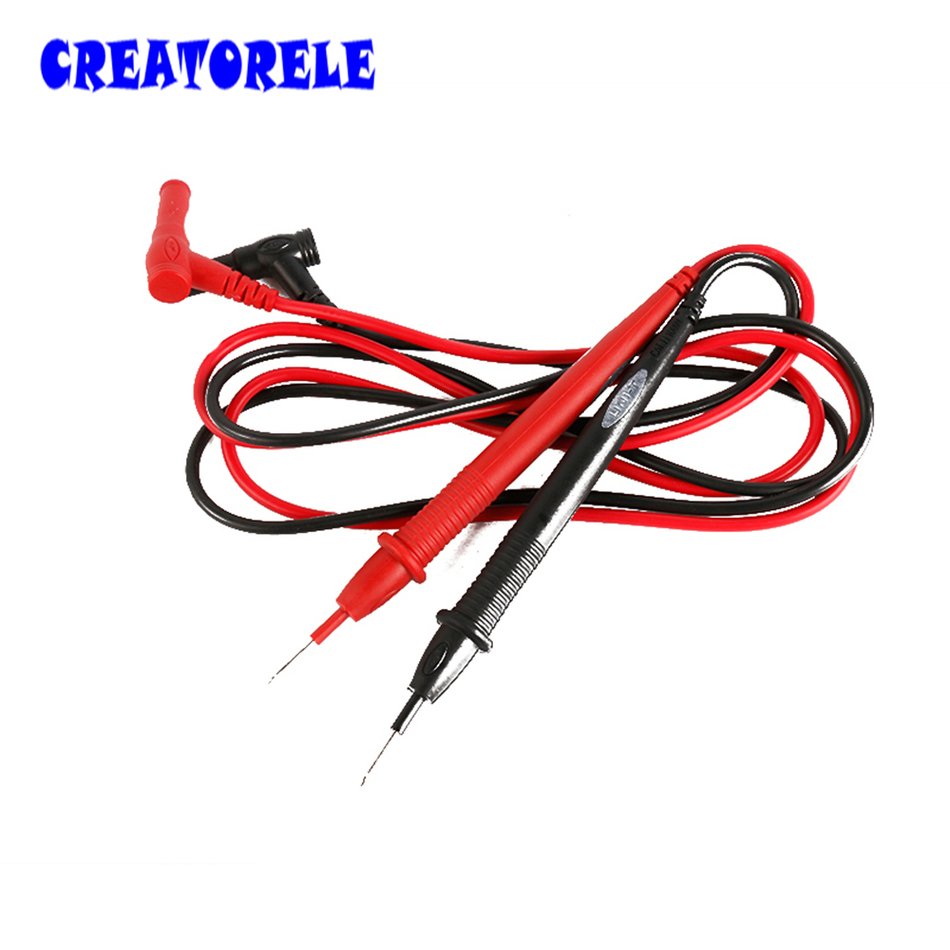 Mastech Ut 50 Needle Tip Universal Digital Multimeter Multimetro Tips For Wiring Electric Multi Meter Tester Lead Probe Wire Pen Cable In Multimeters From Tools On