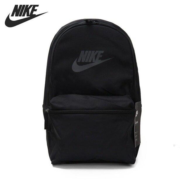 f0ea04134164 Original New Arrival 2018 NIKE Sportswear Heritage Unisex Backpacks Sports  Bags