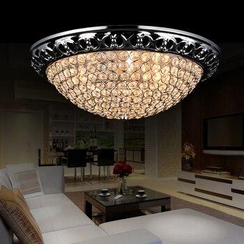 moderne kreative runde wohnzimmer kristall gypsophila. Black Bedroom Furniture Sets. Home Design Ideas