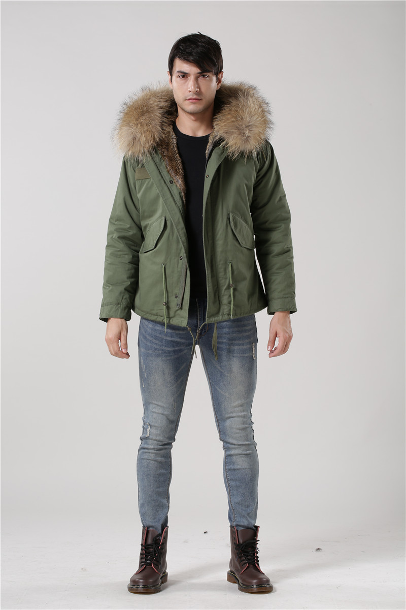 Popular Fur Jacket Men-Buy Cheap Fur Jacket Men lots from China ...