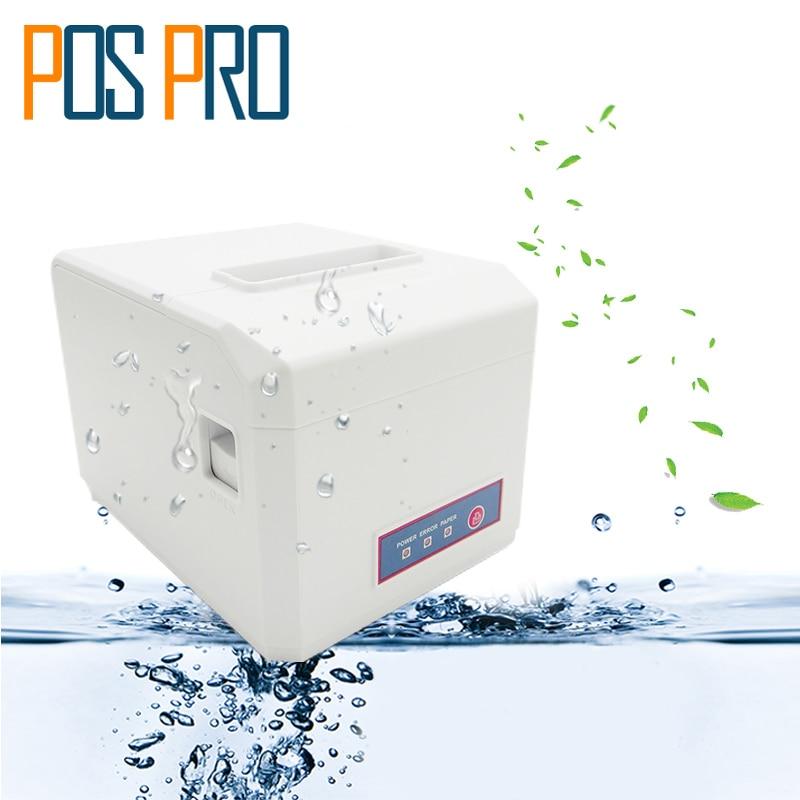 все цены на ITPP056 80mm Thermal Receipt Kitchen printer with Auto Cutter USB/Serial/Wifi/Ethernet/GPRS/Bluetooth For Restaurant Supermarket онлайн